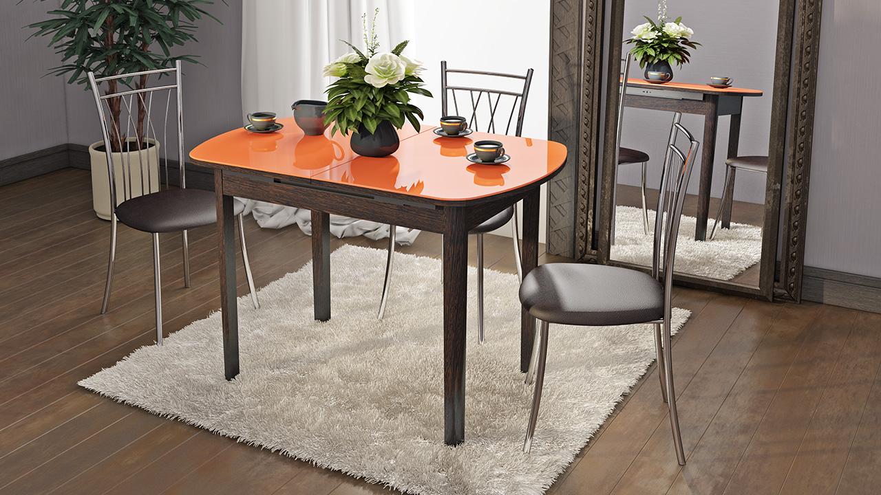 Выбираем идеальный обеденный стол для кухни с умом