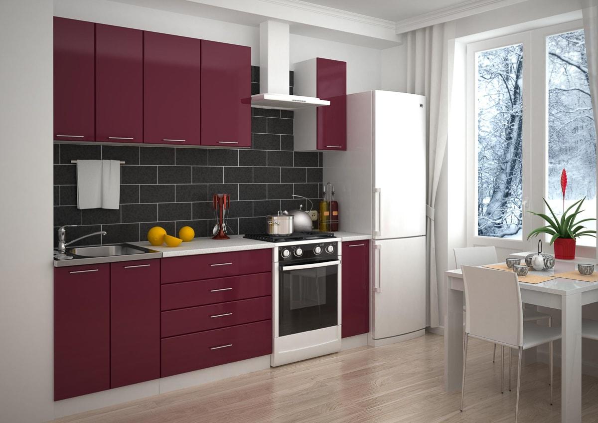 Кухонный гарнитур: сочетание эстетики и удобства