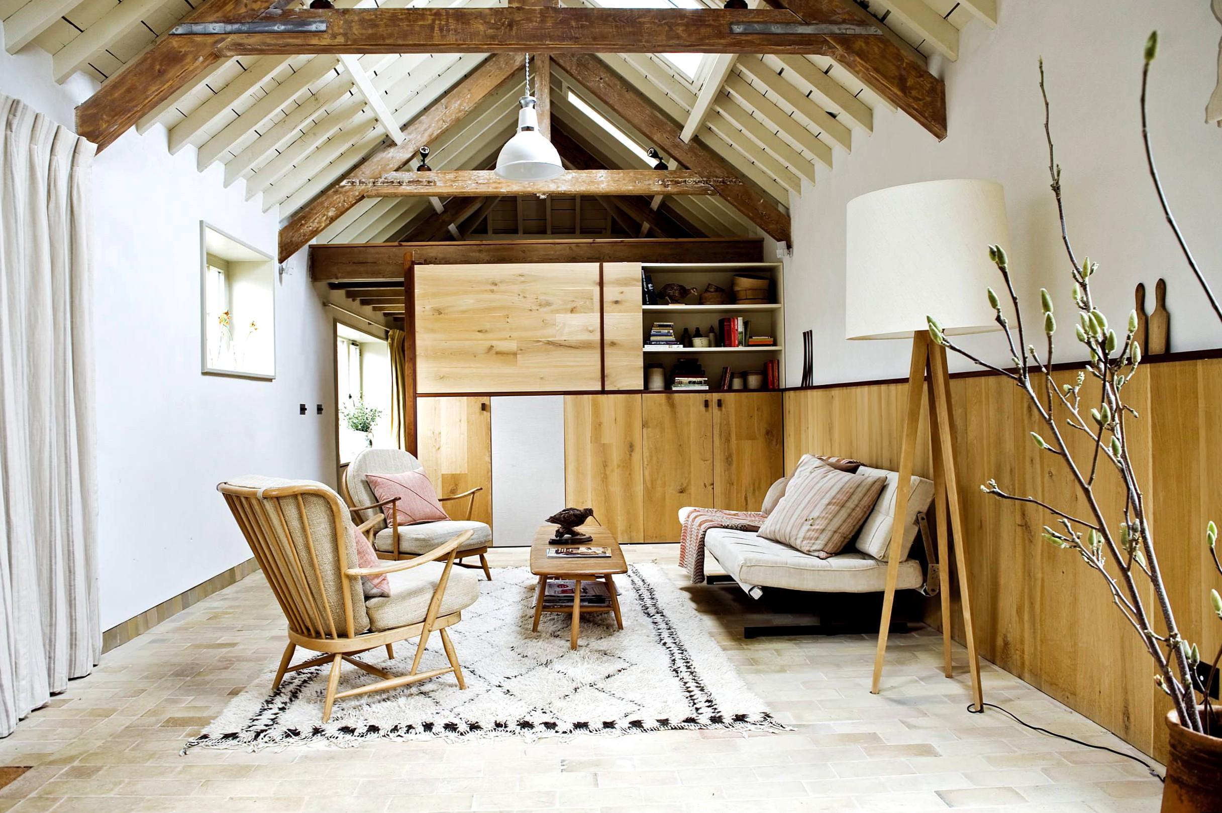 Скандинавский стиль для маленьких комнат