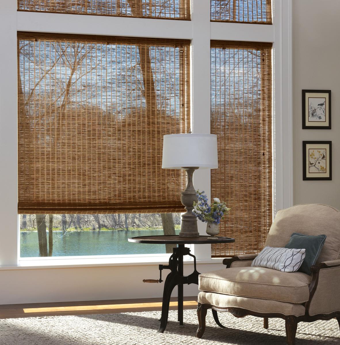 Бамбук на окна
