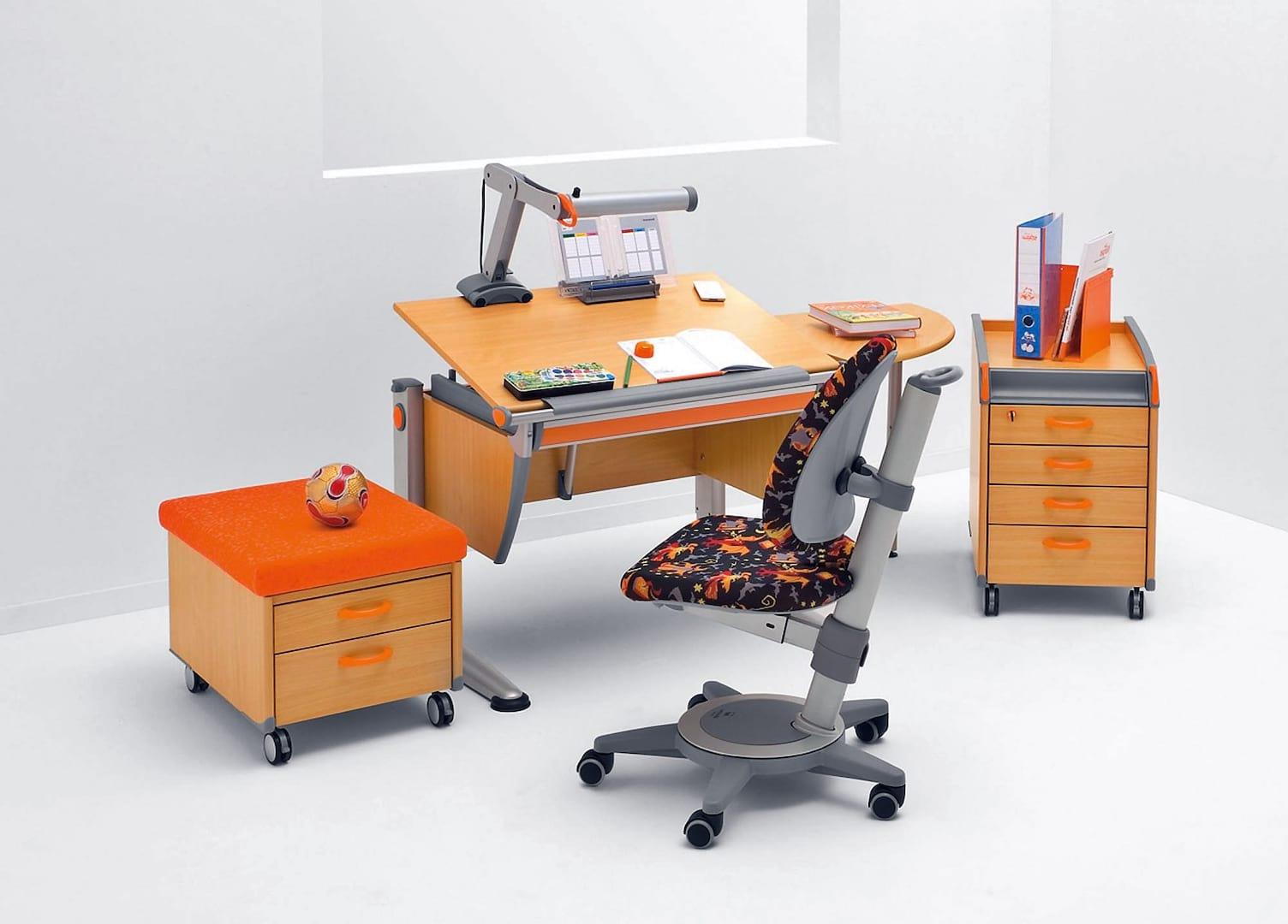 Как правильно подготовить рабочее место ученика