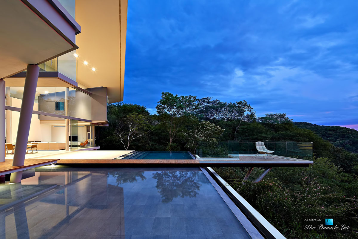 Indios Desnudos: фото-тур по роскошной резиденции в Коста-Рике