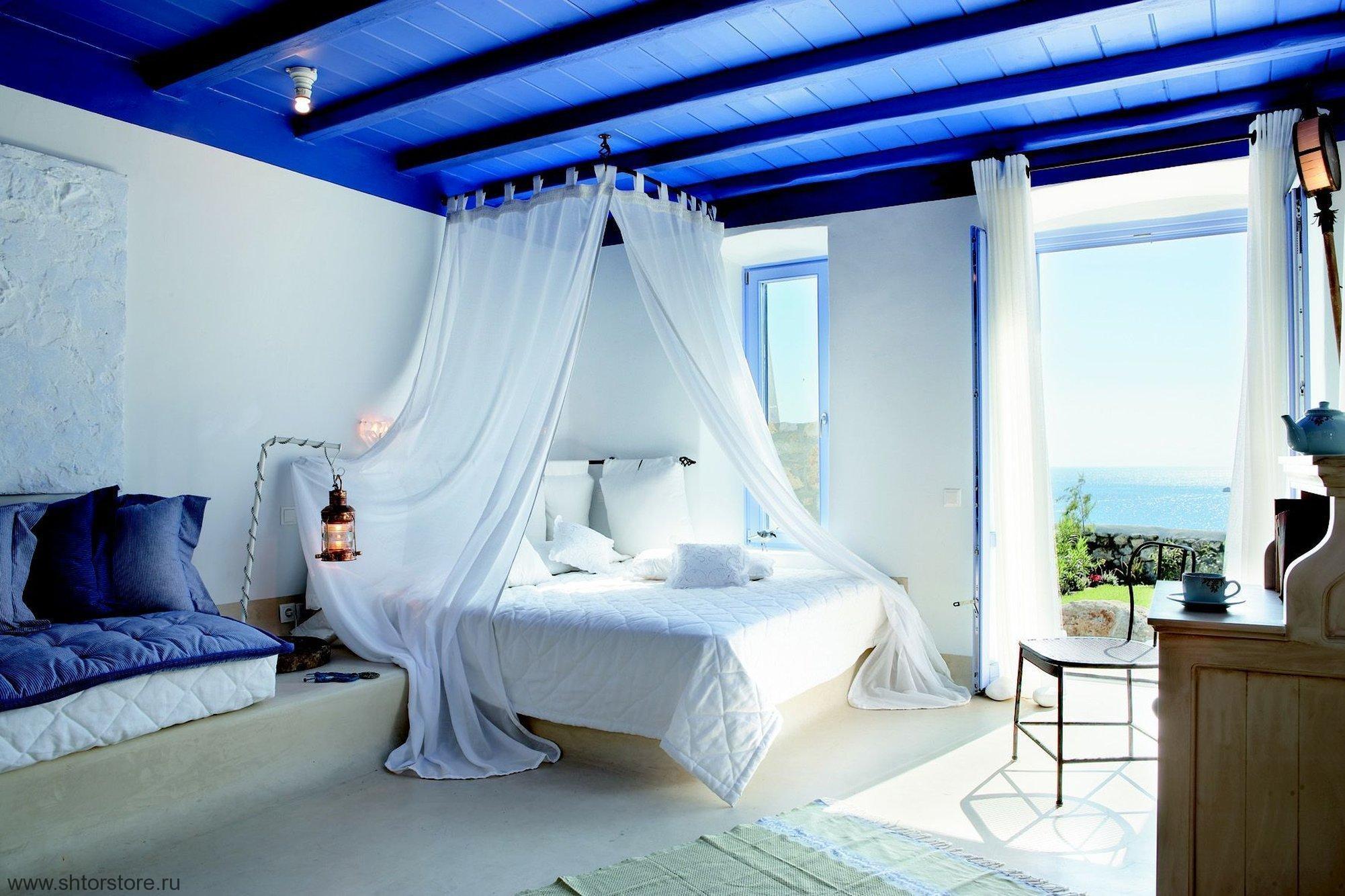 Средиземноморский стиль в дизайне интерьера и его характерные особенности
