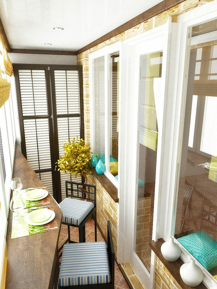 Как сделать из балкона комнату: варианты на фото