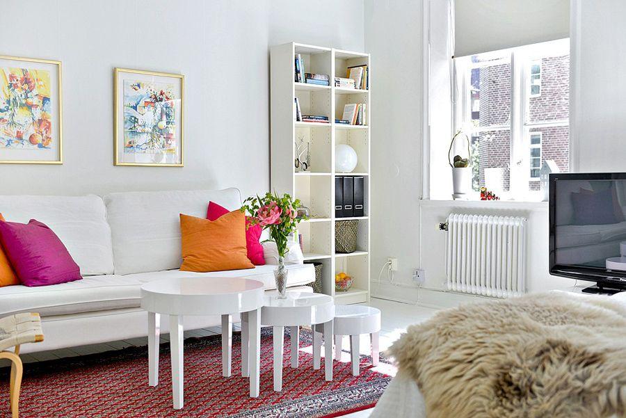 Варианты уютного дизайна для малогабаритной квартиры: фотообзор