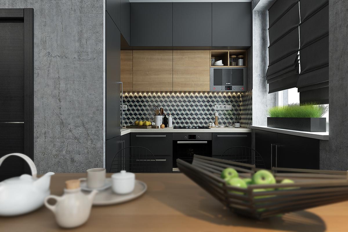 Фотообзор лучших дизайнерских проектов для маленького дома