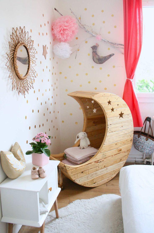 Розовая мечта принцессы: фото-идеи дизайна детской комнаты для девочки