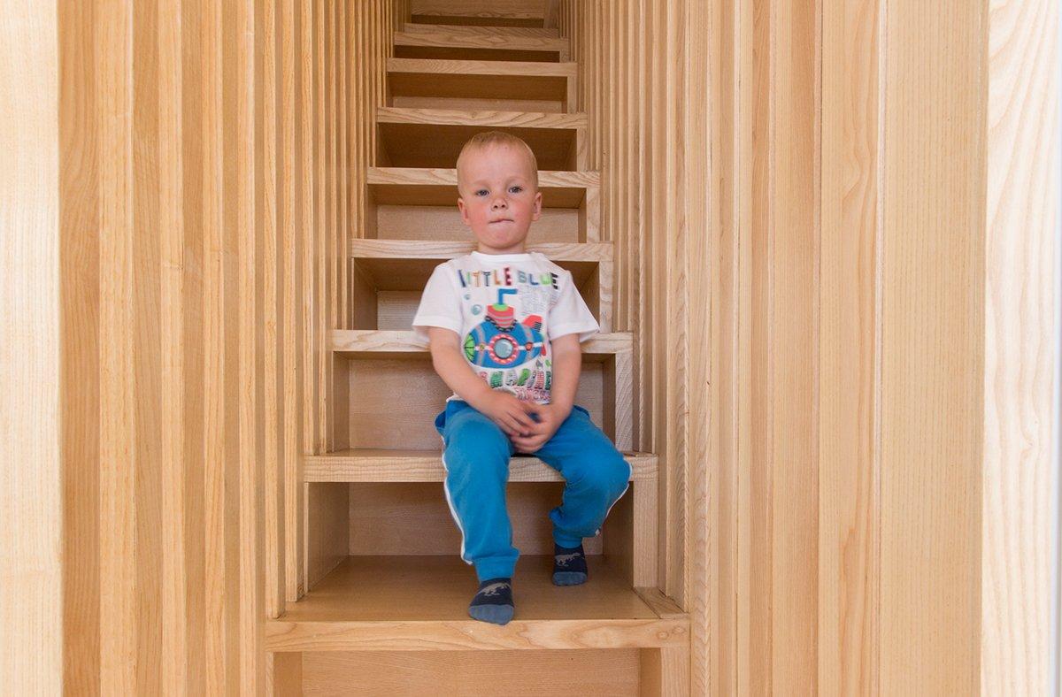 Чердак с сюрпризами: фото-идеи для детской комнаты