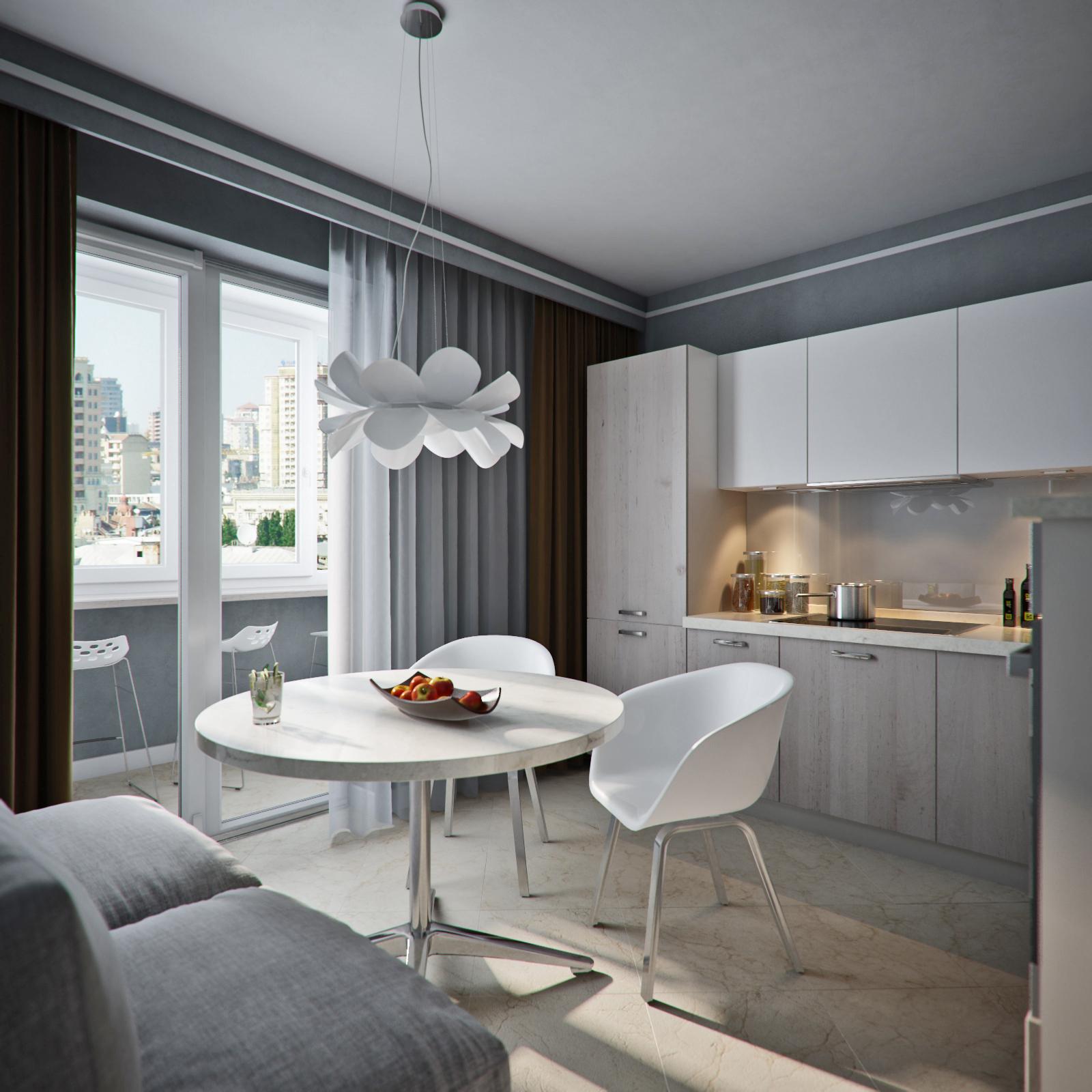 Маленькая квартира с большими мечтами: фото-совет