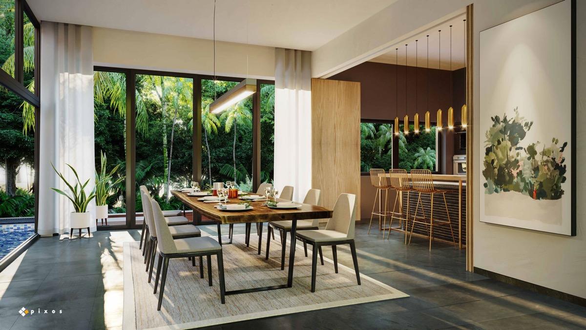 Коллекция роскошных столовых: фото-вдохновение для вашего дома