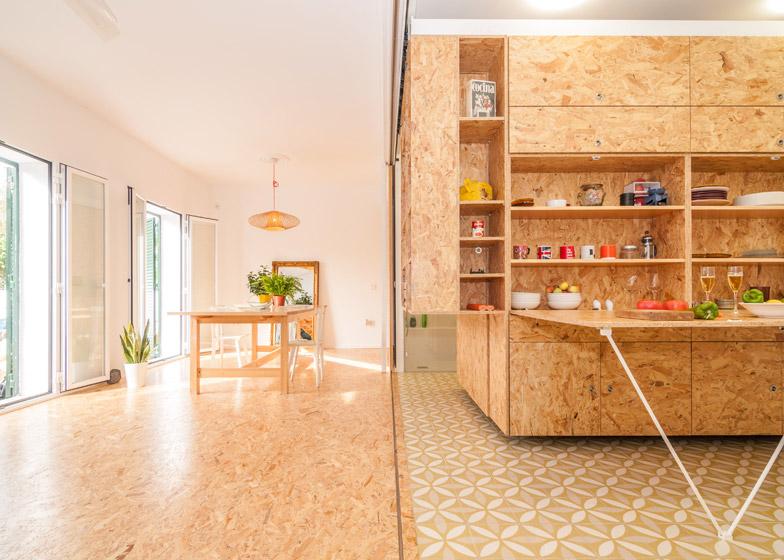 Бесконечные комбинации дизайна в одной квартире: фотообзор