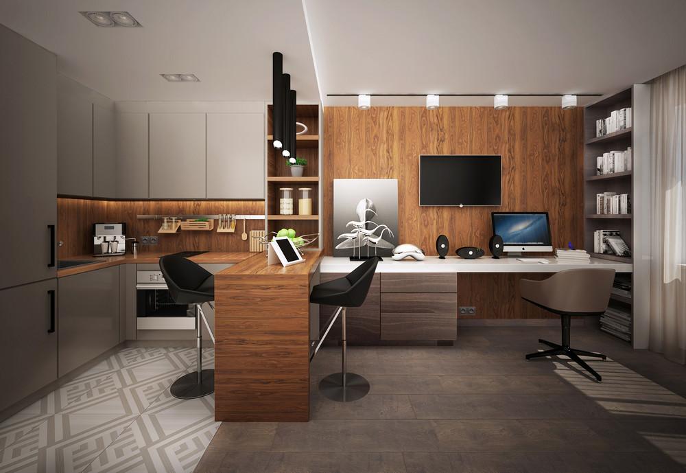Стильный дизайн мини-квартир: фото-идеи для вашего дома
