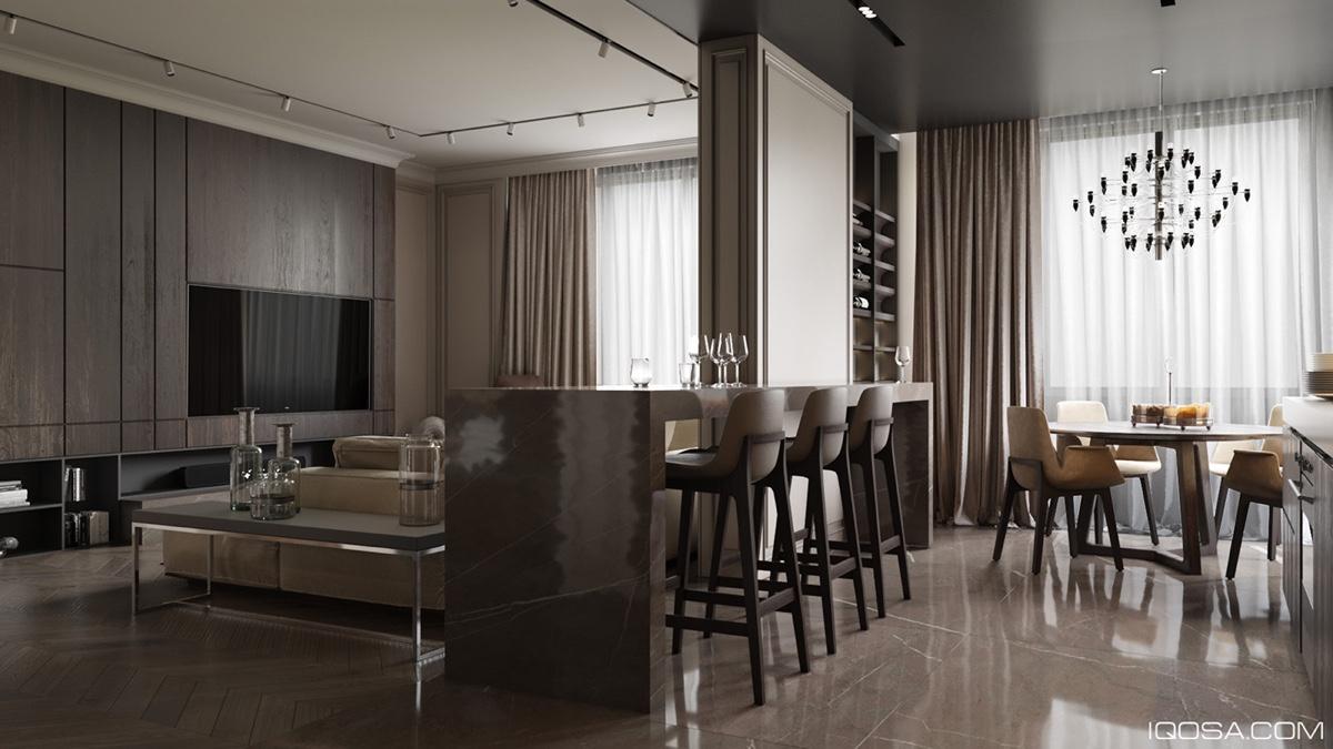 Земляные оттенки в интерьере: фото-идеи для стильной квартиры