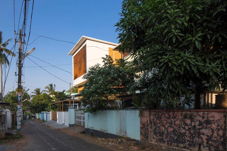 Великолепный дом с атриумом: фотообзор