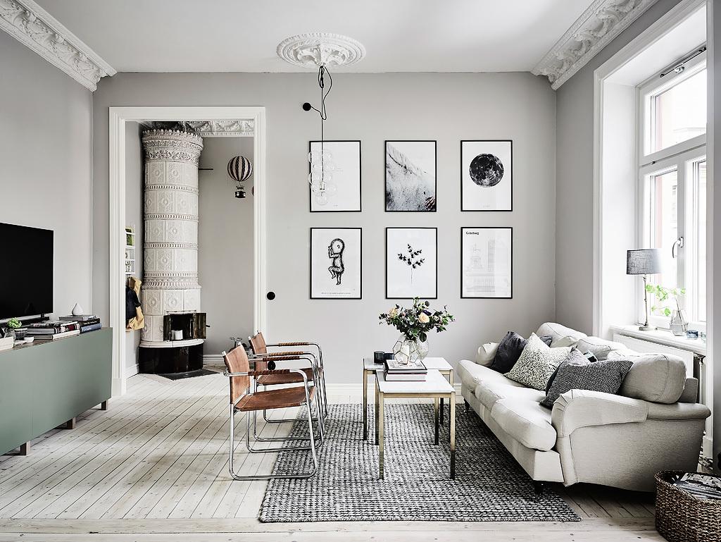 Стильная гостиная без лишних усилий: фото-идеи для вашего интерьера