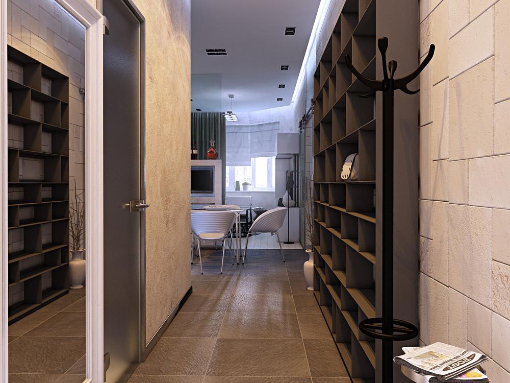 Смелое оформление маленьких пространств: фото-идеи для дома