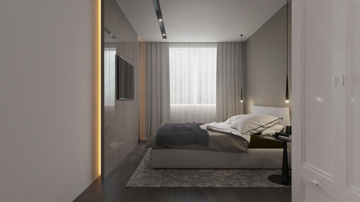 Роскошь и оригинальность в одном пространстве: фотообзор компактных апартаментов