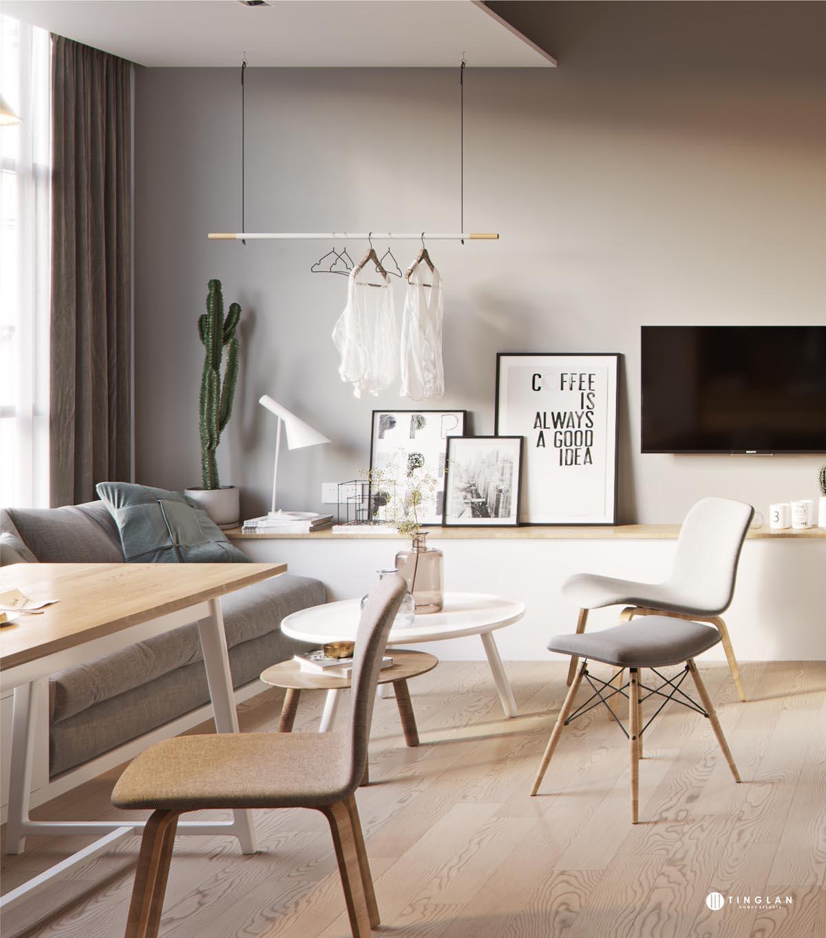 Уютные квартиры, которые расширяют пространство: фотообзор