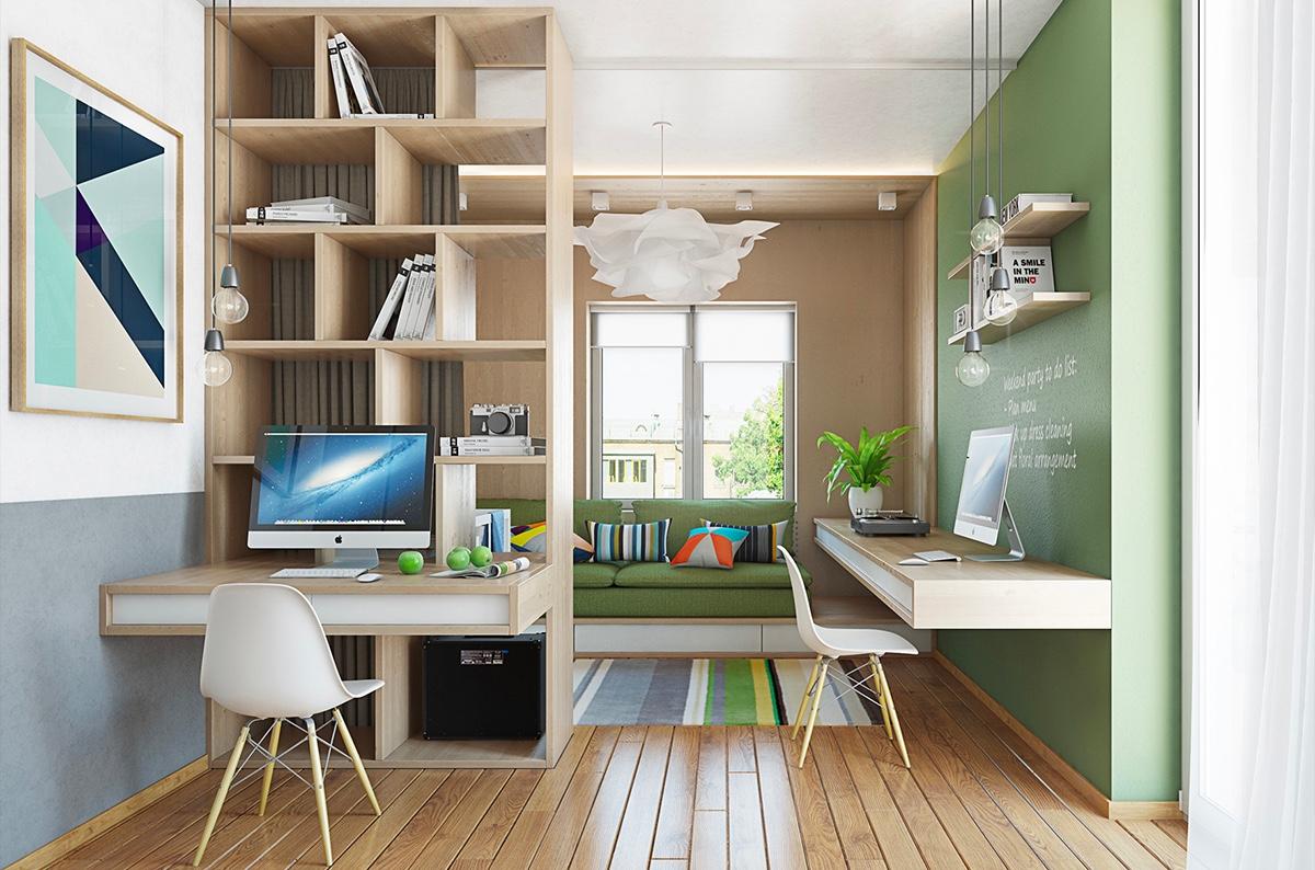 Хитрости проектировки и дизайна на примере двух интерьеров: фото-совет