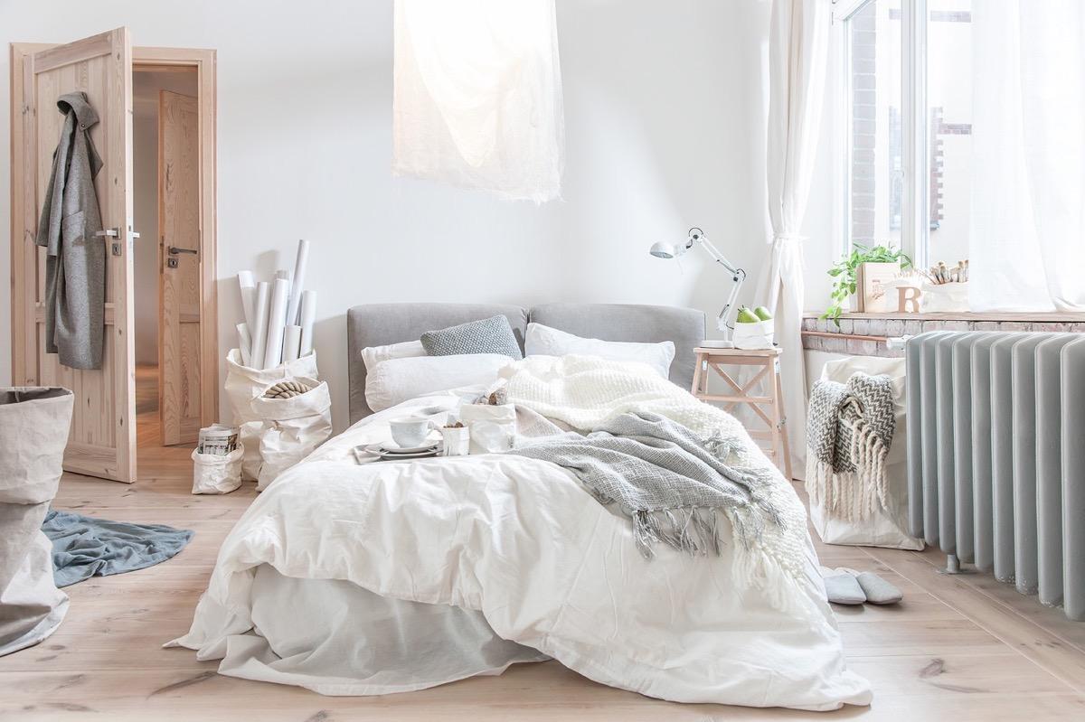 Сказочное место отдыха или Как сделать спальню уютной: фото-совет