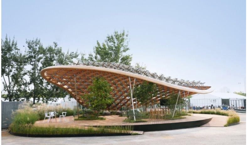 Эко-дом Living Garden с полной электроавтономией