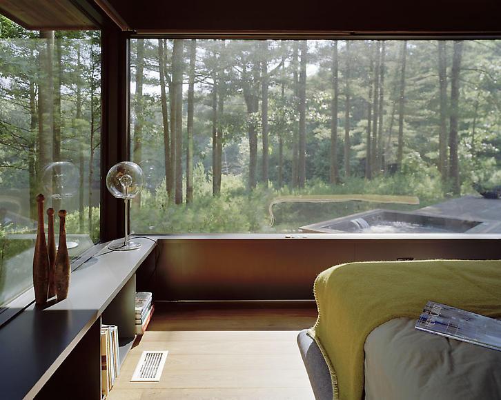 Дом, утопающий в зелени: фотообзор