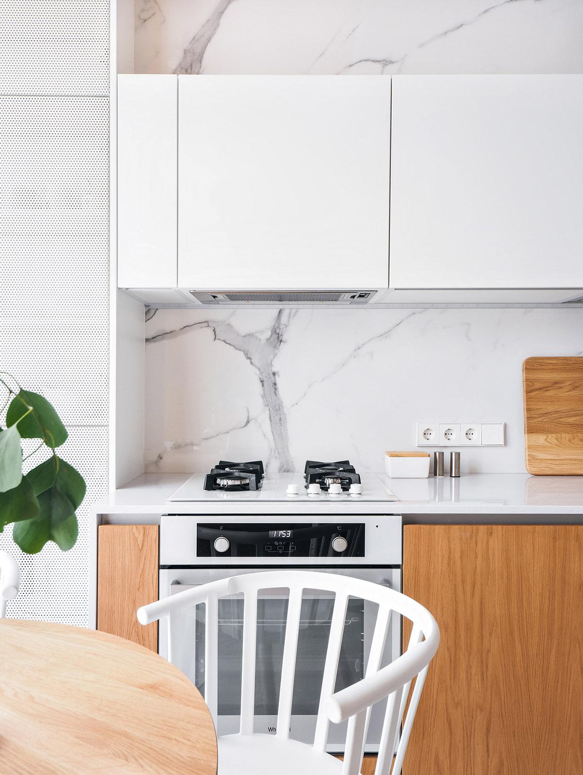 Большие идеи для маленькой квартиры: фотообзор