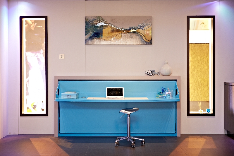 Большой дизайн в маленьком пространстве: фотообзор необычной квартиры
