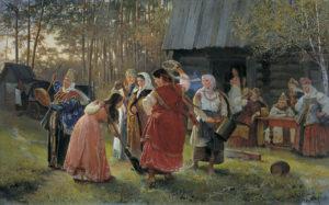 Тест: А что вы знаете о русской живописи?