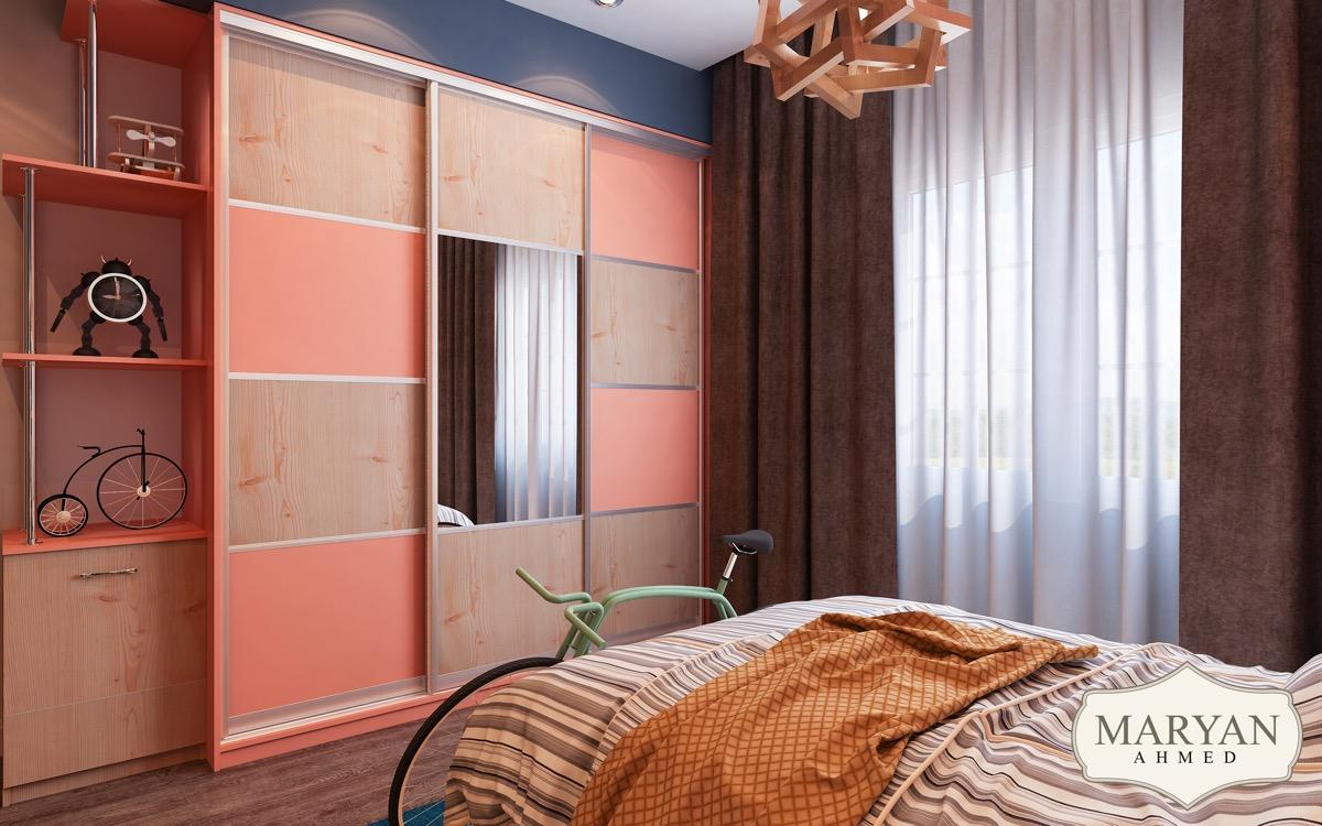Тематические интерьеры детских комнат: фото-идеи для Вашего дома