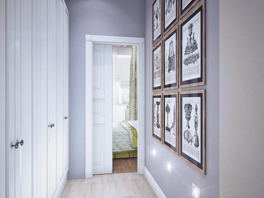 Синий и Желтый Декор: фотообзор современного интерьера