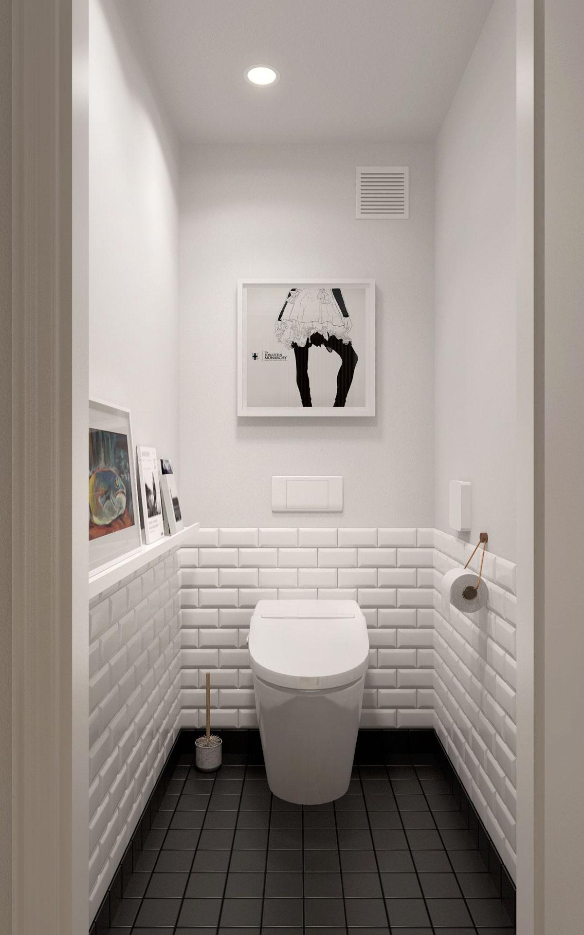 ВИНТАЖНАЯ квартира со скандинавскими нотками: фотообзор
