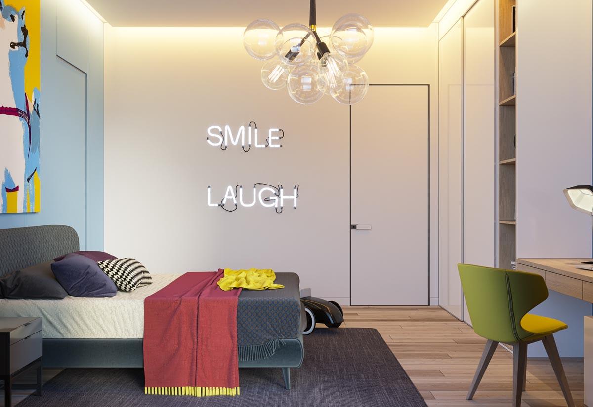 Яркие, стильные, тематические интерьеры: фотообзор детских комнат