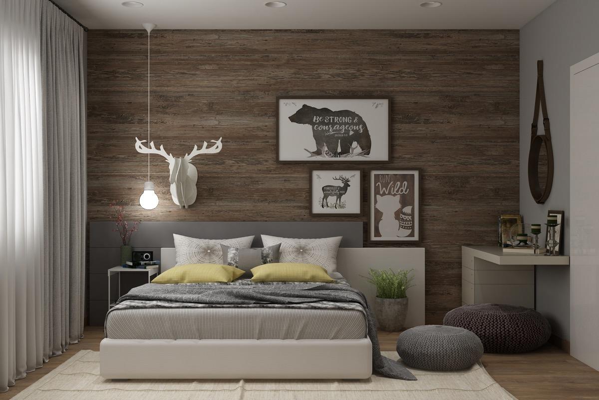 Фото-коллекция роскошных дизайнерских спален со стильным декором