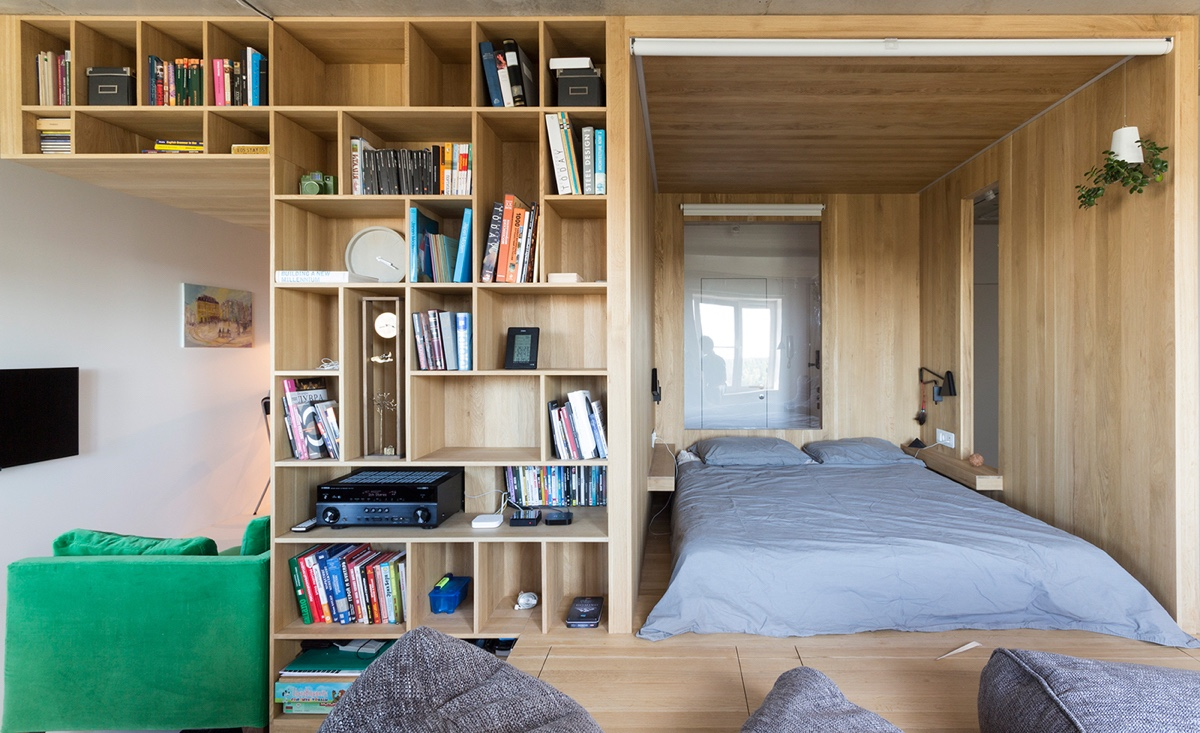 Инновации в дизайне на примере российской квартиры: фотообзор