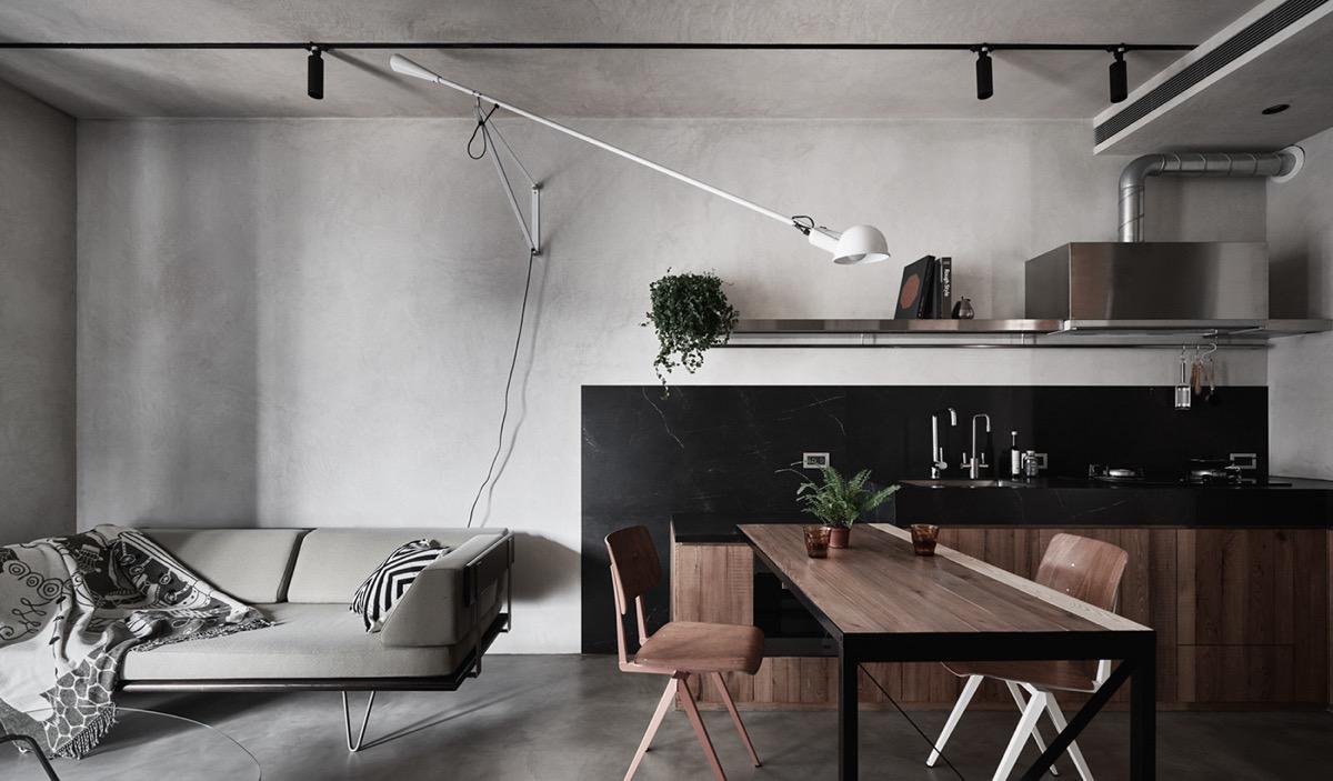 Многофункциональная мебель и Экономия места: фотообзор компактного интерьера