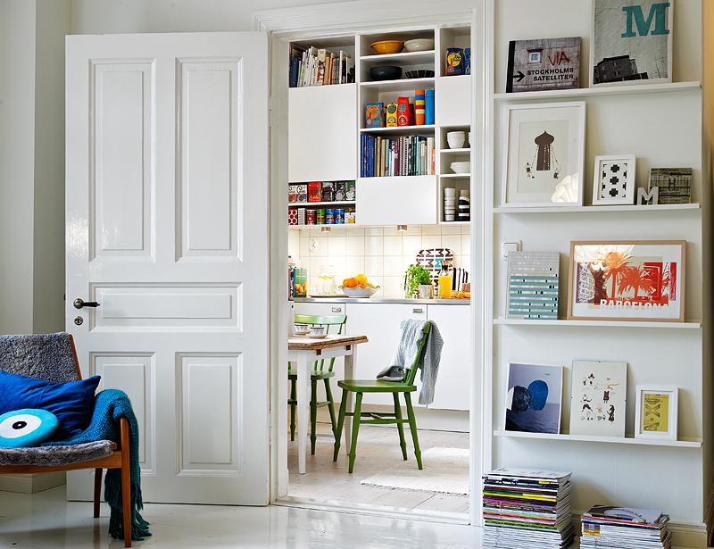 Скандинавская красавица: фотообзор изысканной квартиры