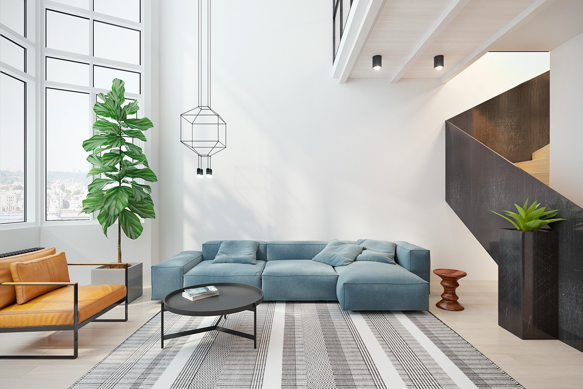 Узор в жилых помещениях: фотообзор