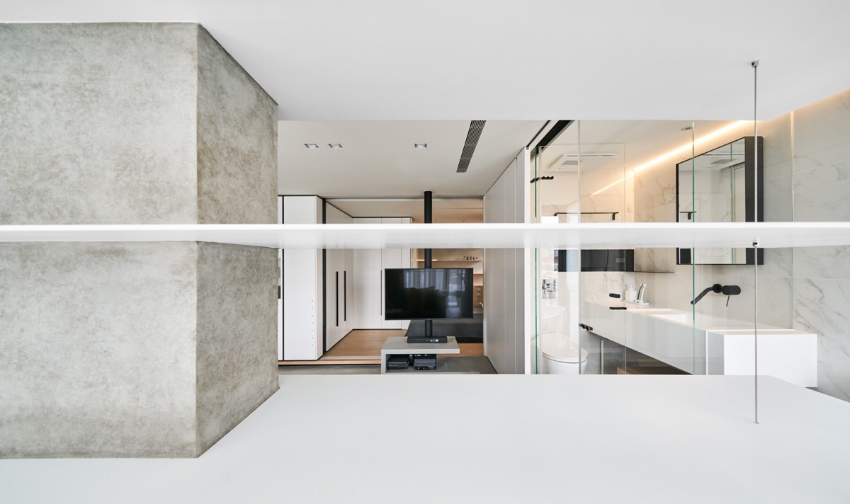 Апартаменты True Open Plan с прекрасным видом на город: фотообзор