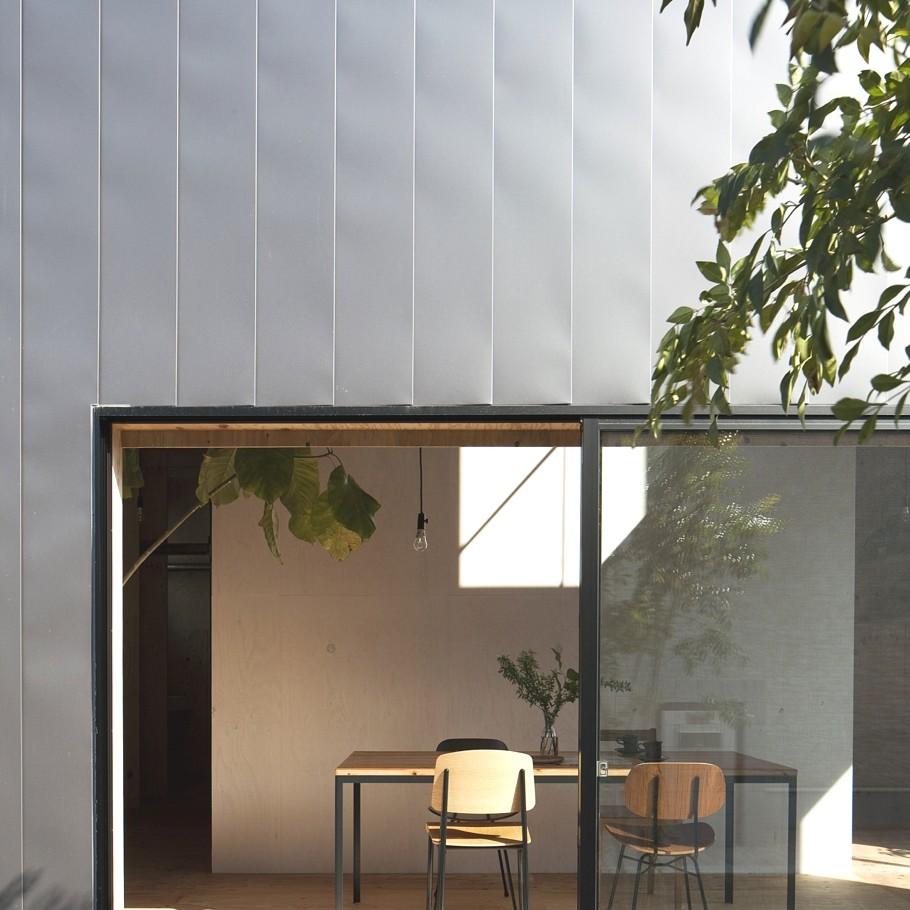 Японский Муравейник: фотообзор минималистского пространства