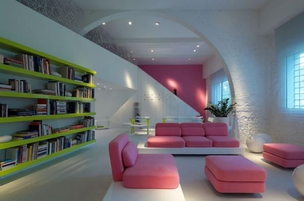 Зефирная Резиденция Micheli во Флоренции: Фотообзор