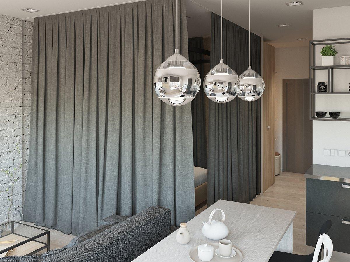Стильные дизайн: Фотообзор Нейтрального и Яркого интерьеров