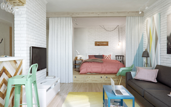 Маленький Дом с Красивым Интерьером: Фотообзор