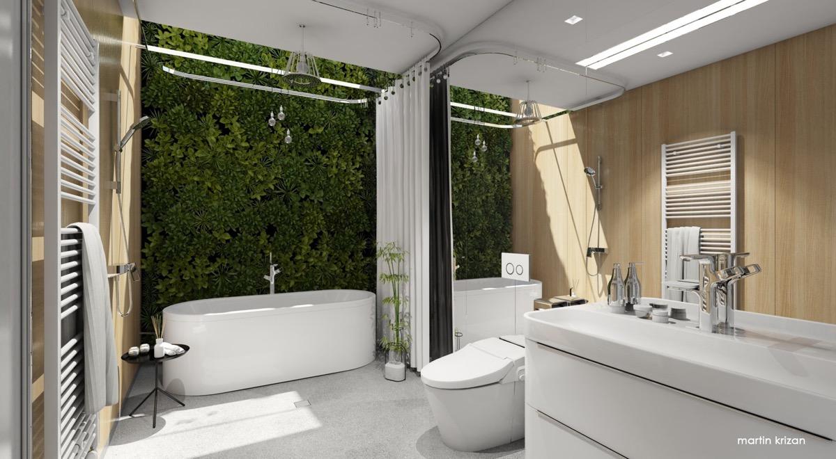 Современные идеи дизайна ВАННОЙ: Фото-коллекция роскошных комнат
