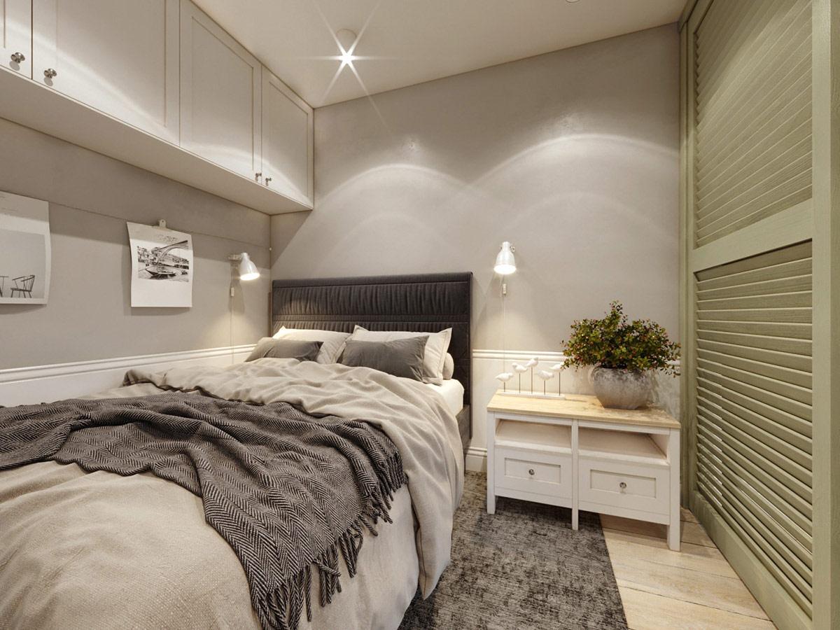 Светлый и Стильный Дизайн компактного дома: Фотообзор