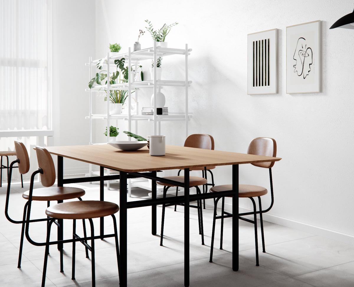 Очарование Современного Скандинавского Дизайна: Фотообзор двух интерьеров