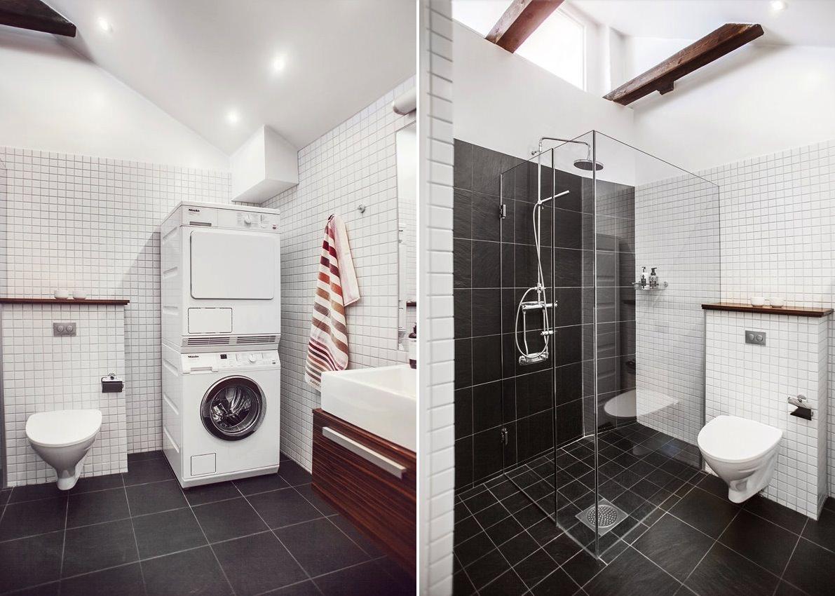 Сочетание старинного и современного дизайна в одном доме: Фотообзор
