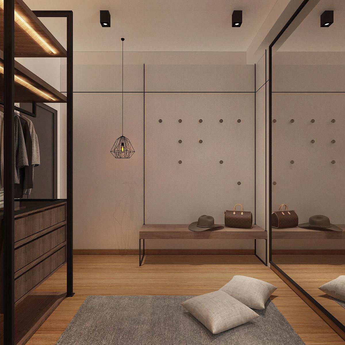 Индустриальный и уютный: Фотообзор современного дизайна