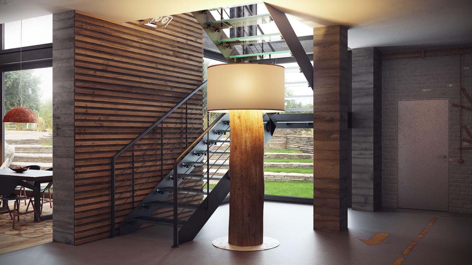Три роскошных лофта: Фотообзор промышленных интерьеров
