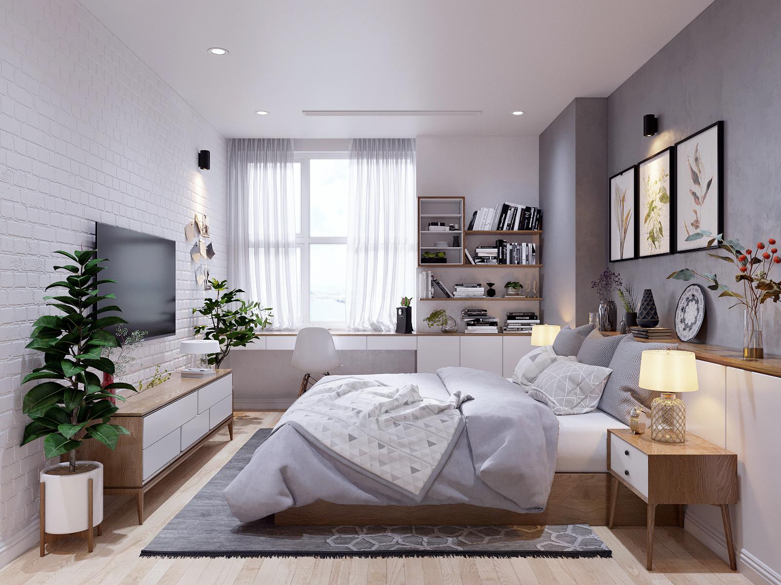 Скандинавский дизайн: Фотообзор современного интерьера